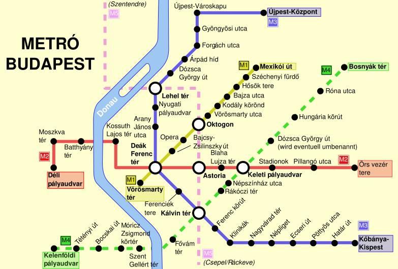 budapest metro térkép 2014 The City   European Estate Investments budapest metro térkép 2014