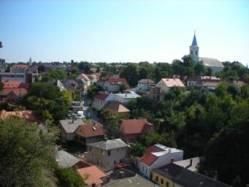 View of Veszprem-1