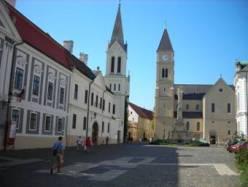 View of Veszprem-2